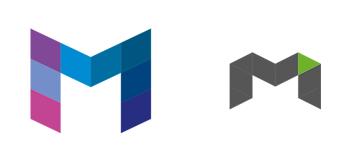 Процесс создания логотипа омского метрополитена